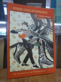Hennings, Szenen einer Stammkneipe – Von Stadt-Ratten und Paradies-Vögeln, (sign