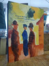 """Macke, August Macke : """"Durchfreuen der Natur"""" – Gemälde, Zeichnungen und Aquarel"""