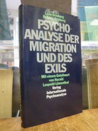 Grinberg, Psychoanalyse der Migration und des Exils,