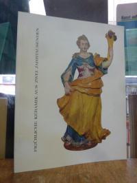 Pilscheur, Figürliche Keramik aus zwei Jahrhunderten,