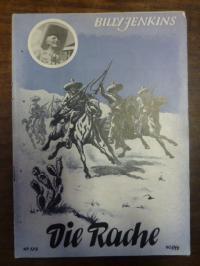Old, Billy Jenkins Abenteuer, Heft 129: Die Rache,