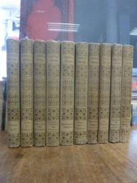 Schiller, Schillers Werke [in zehn Bänden], 10 Bände (= alles),