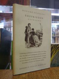 Balzac, Ehefrieden – Novellen,