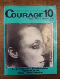 Courage – berliner frauenzeitung, 2. Jahrgang, Oktober 1977,