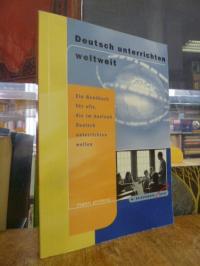 Giersberg, Deutsch unterrichten weltweit – Ein Handbuch für alle, die im Ausland