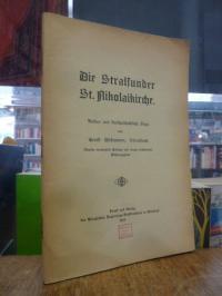 Uhsemann, Die Stralsunder St. Nikolaikirche – Kultur- und kunstgeschichtliche Sk