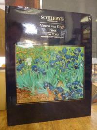 Vincent van Gogh : Irises, The Property of John Whitney Payson,