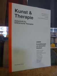 Menzen, Kunst & Therapie – Zeitschrift für bildnerische Therapien, Heft 2 / 2004
