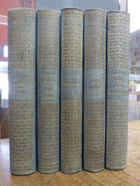 Hoffmann, Werke [in fünf Bänden], 5 Bände (= alles),