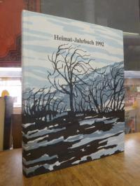 Heimat-Jahrbuch des Landkreises Rhön-Grabfeld 1992, 14. Jahrgang,