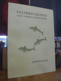 Deutsche Exlibris-Gesellschaft, Exlibriskunst und Gebrauchsgraphik – Jahrbuch 19