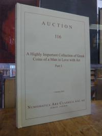 Numismatica Ars Classica NAC AG (Hrsg.) Auction 116: A Highly Important Collecti
