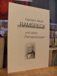 Alsfeld / Jäkel, Gerhard Jakob Ramspeck – Bürgermeister der Stadt Alsfeld von 18