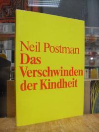 Postman, Das Verschwinden der Kindheit,