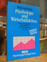 Münsterberg, Psychologie und Wirtschaftsleben,