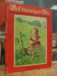 Koenneritz, Auf blumiger Au – Ein Pflanzenbilderbuch mit Versen,