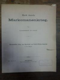 Conrad Mark Aurels Markomanenkrieg,