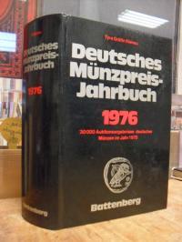 Klenau, Deutsches Münzpreis-Jahrbuch 1976 – 30000 Auktionsergebnisse deutscher M