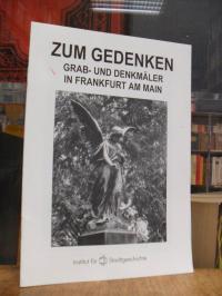 Nordmeyer, Zum Gedenken – Grab- und Denkmäler in Frankfurt am Main,