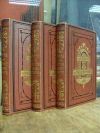Ebers, Eine ägyptische Königstochter – Historischer Roman, 3 Bände (= alles),