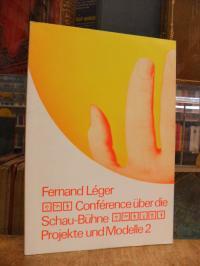 Léger, Conférence über die Schau-Bühne,