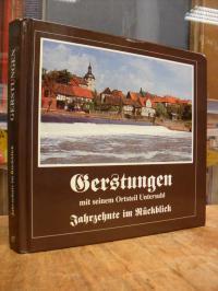 Thürigen / Gerstungen, Gerstungen mit seinem Ortsteil Untersuhl – Jahrzehnte im