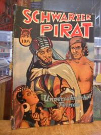 Visconti, Schwarzer Pirat, Band 26: Unversöhnliche Freunde,