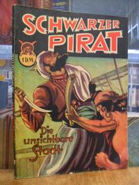 Visconti, Schwarzer Pirat, Band 27: Die unsichtbare Stadt,