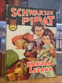 Visconti, Schwarzer Pirat, Band 28: Kapitän Lezama,