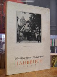 Wertheim / Historischer Verein Alt-Wertheim e.V. zur Pflege der Geschichte Werth