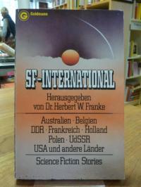 Franke, SF international 1 – Scence Fiction Stories – Australien, Belgien, DDR,