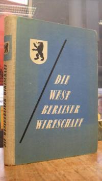 Berlin, Produktions-Katalog der Westberliner Wirtschaft,