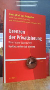 Grenzen der Privatisierung – Wann ist des Guten zu viel? : Bericht an den Club o