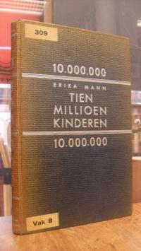Mann, Tien millioen kinderen – De opvoeding van de jeugd in het Derde Rijk,