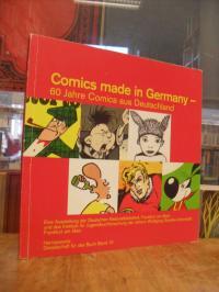 Dolle-Weinkauff, Comics made in Germany – 60 Jahre Comics aus Deutschland, 1947