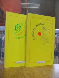Picabia, Schriften in zwei Bänden, 2 Bände (= alles),