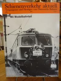 Pospischi, Schienenverkehr aktuell Nr. 7/81 – 9. Jg.,