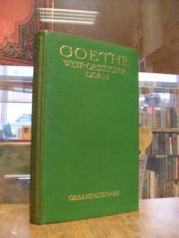 Goethe, West-östlicher Divan,