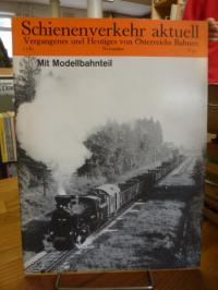 Pospischi, Schienenverkehr aktuell Nr. 11/81 – 9. Jg.,