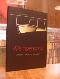 Sevenich, Weinsensorik – verkosten, vergleichen, beurteilen,