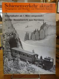 Pospischi, Schienenverkehr aktuell Nr. 3/82 – 10. Jg.,