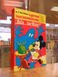 Disney, Walt Disneys Lustige Taschenbücher Nr. 2: ''Hallo …hier Micky!'',