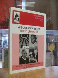 """""""Weder erwartet noch gewollt"""" – Kritische Erziehungswissenschaft und Pädagogik i"""