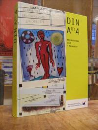 Eichler, DIN Art 4 : 560 Künstler und 1 Formular – Sammlung Klaus Hömberg 1985 b