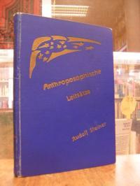 Steiner, Anthroposophische Leitsätze,