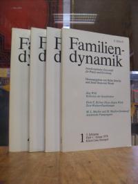 Familiendynamik – Interdisziplinäre Zeitschrift für Praxis und Forschung, 3. Jah