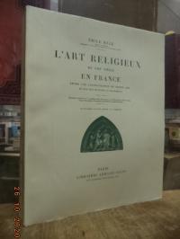 Mâle, L'art religieux du XIIIe siècle en France – Etude sur l'iconographie du mo