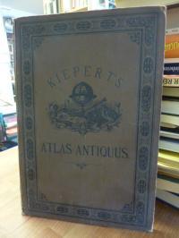 Kiepert, Atlas antiquus – zwölf Karten zur alten Geschichte,