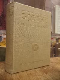 Gundolf, Goethe,