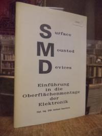 Sauerbeck, SMD – Einführung in die Zukunftstechnik der Elektronik (auf Vorderdec